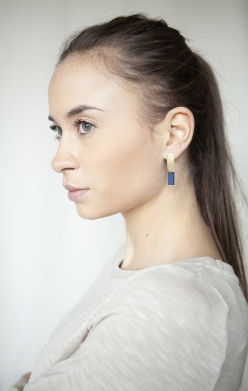 FOREST 01 EARRINGS - FOREST FEELING - STUDIO NOK NOK