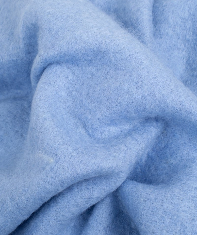 CATHRYN MALIN SCARF - LIGHT BLUE