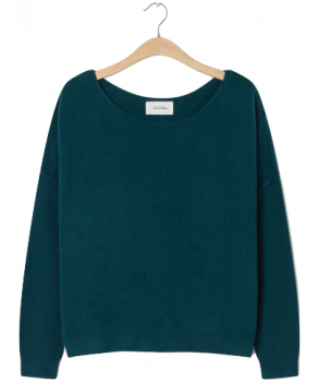 DAMSVILLE KNIT - PEACOCK BLUE
