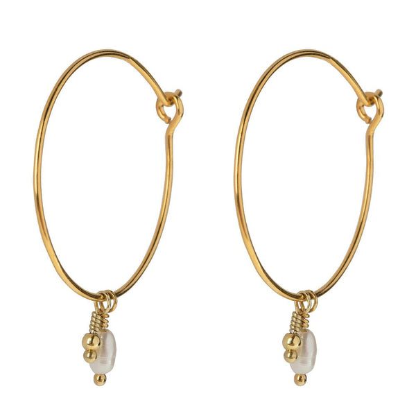 MIGNON  EARRINGS - GOLD