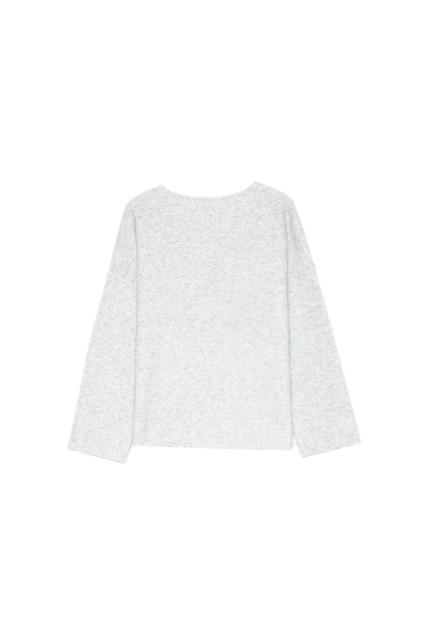 CALME KNIT - LIGHT GREY