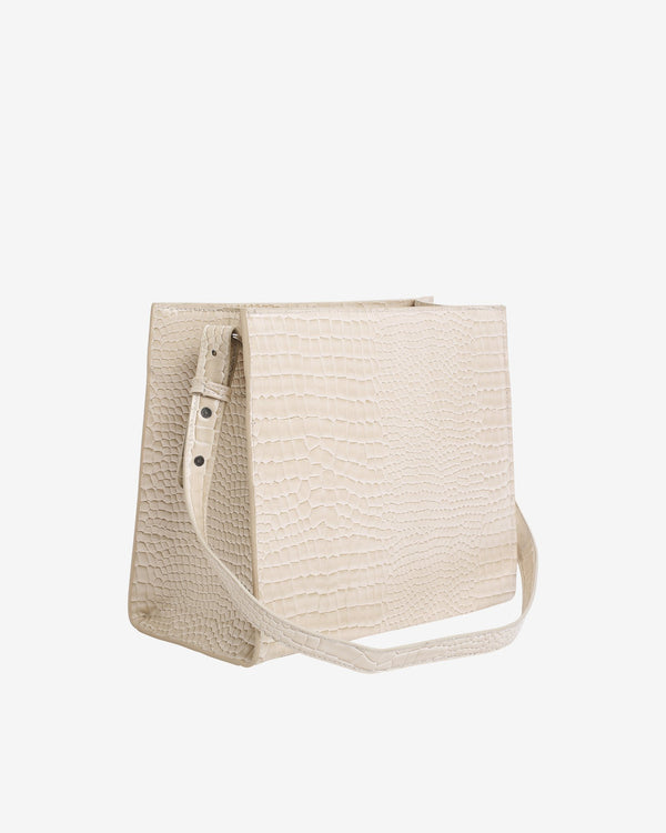 CAYMAN TOTE MEDIUM - SOFT OFFWHITE