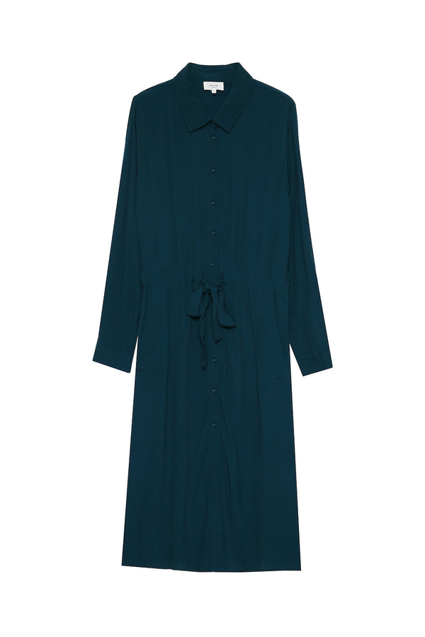 CELINE DRESS - GREEN