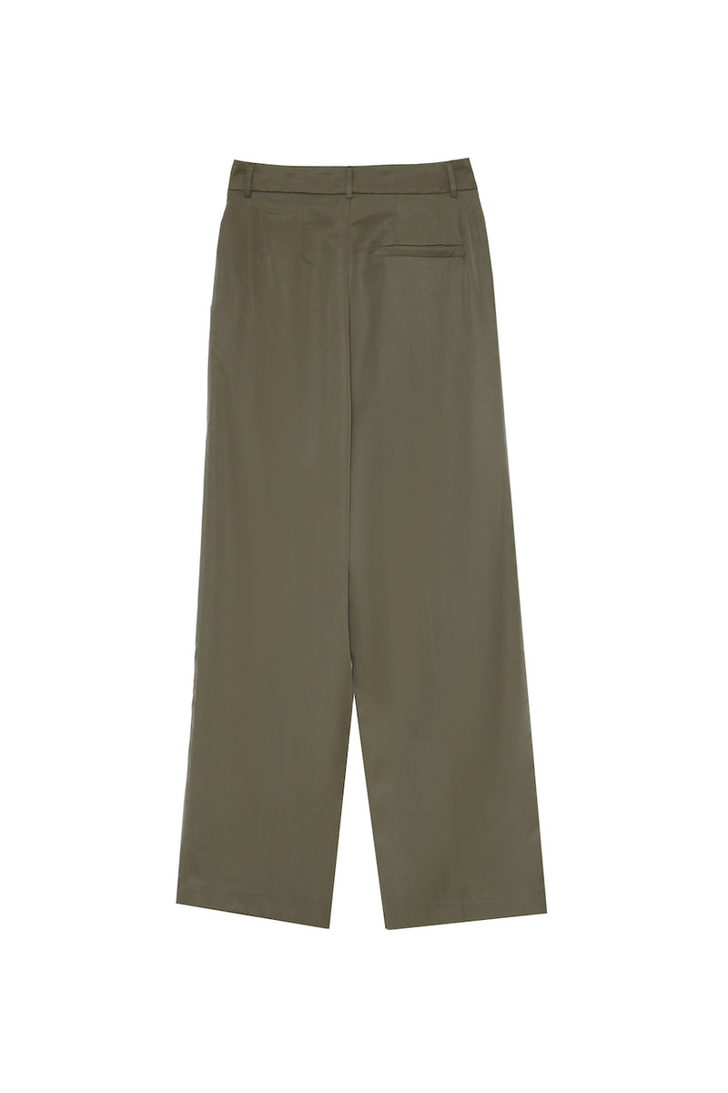 CELYAN PANTS - GREEN
