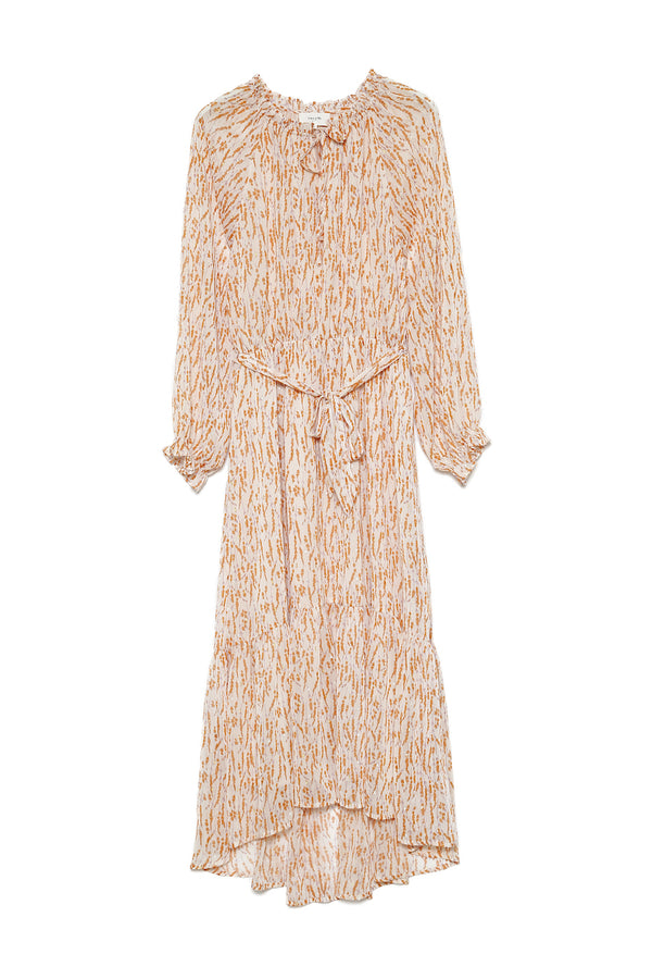 CHARLINE DRESS - BEIGE
