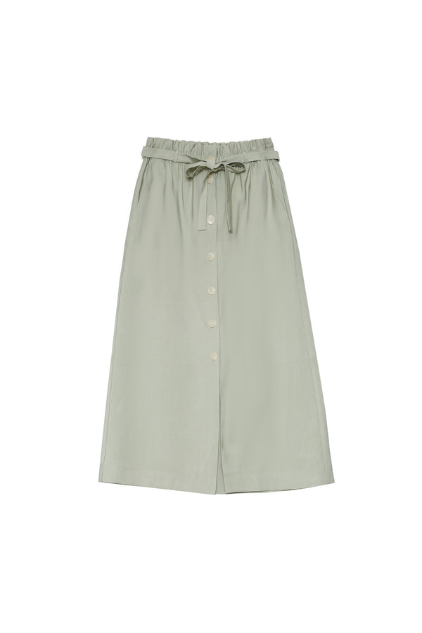 CHARONNE SKIRT - GREEN
