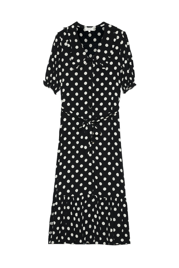 CHOUROUK DRESS - DOTS