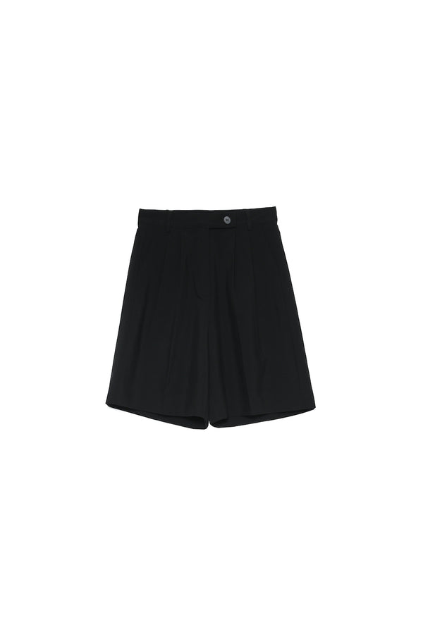 CHRISTIAN SHORTS - BLACK