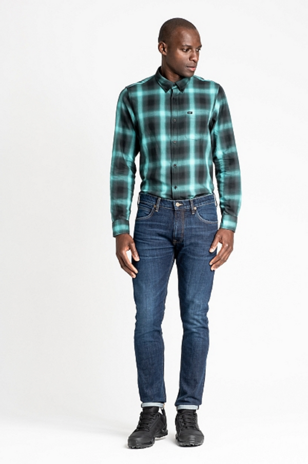 LUKE SLIM TAPERED JEANS - WORN FOAM