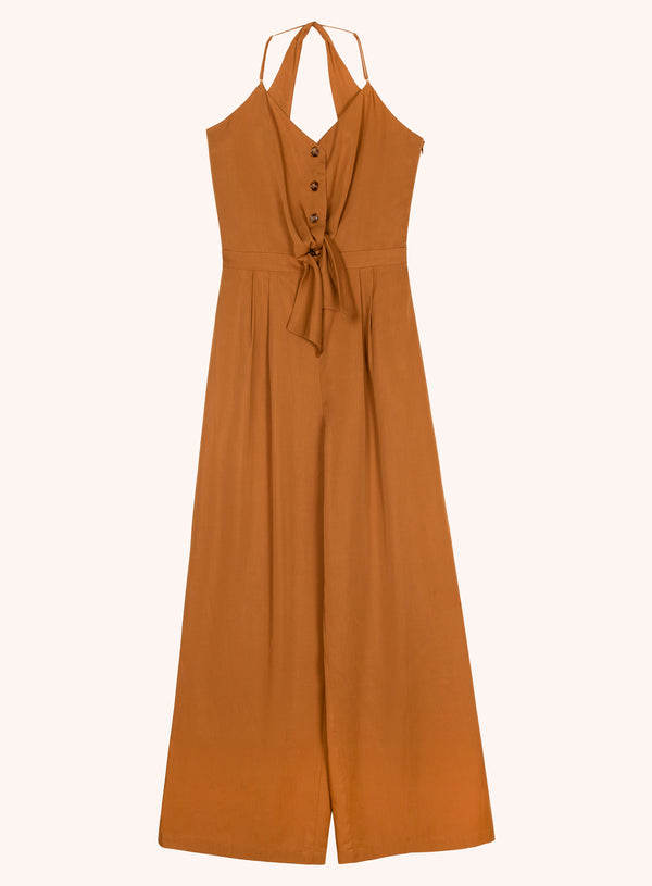MARTINE JUMPSUIT - OCRE