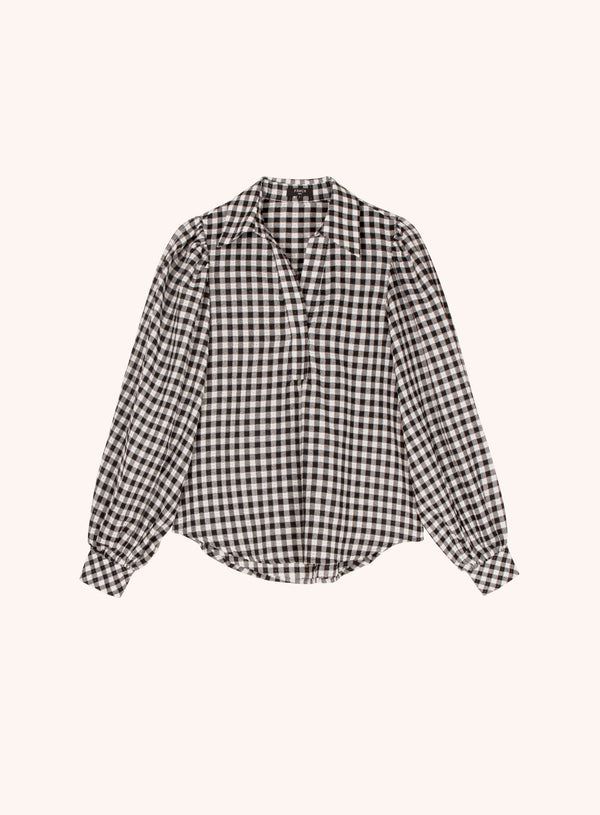 CALA SHIRT - BLACK