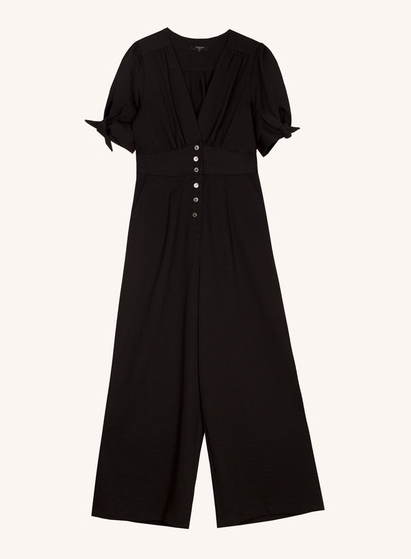 MAELA JUMPSUIT - BLACK