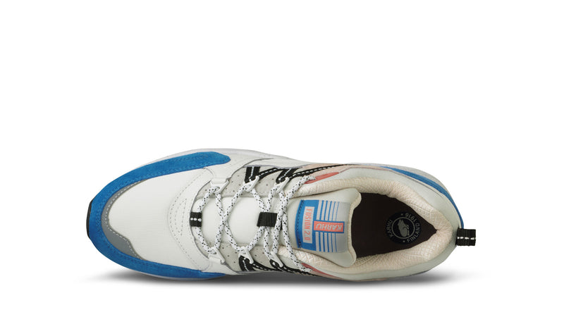 FUSION 2.0 'MARATHON' SNEAKERS  - CAMPANULA/BRIGHT WHITE WOMAN
