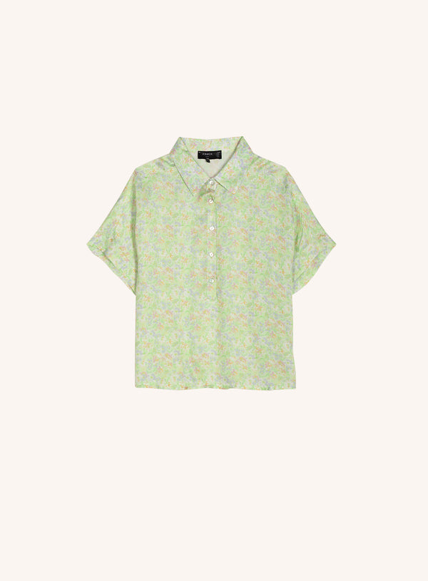 CEDRE TOP - GREEN