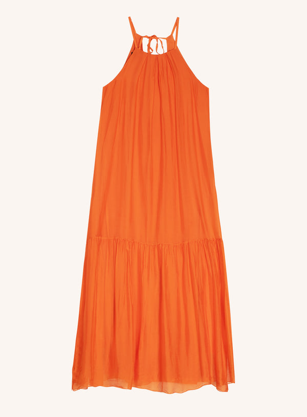 ATIKA DRESS - ORANGE