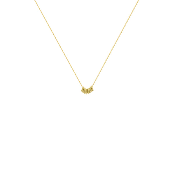 CONNECTED NECKLACE - GOLD