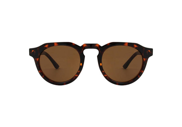 GEORGE SUNGLASSES - DEMI TORTOISE