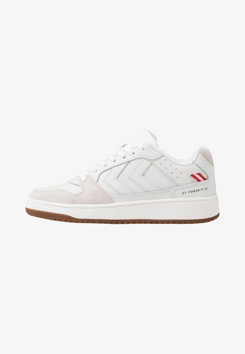 ST. POWER PLAY MAN SNEAKERS  - MARSHMALLOW