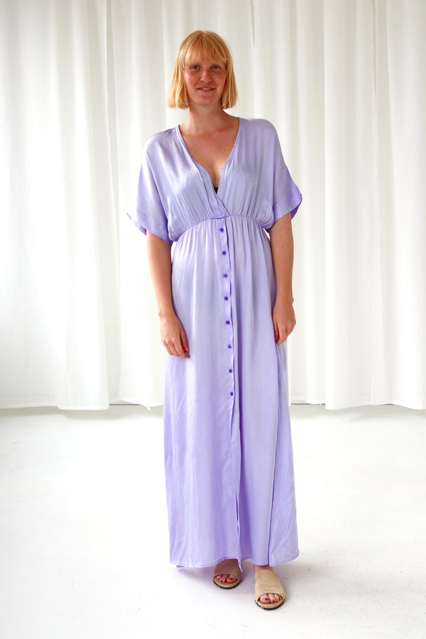 BORIS  DRESS - LILAS