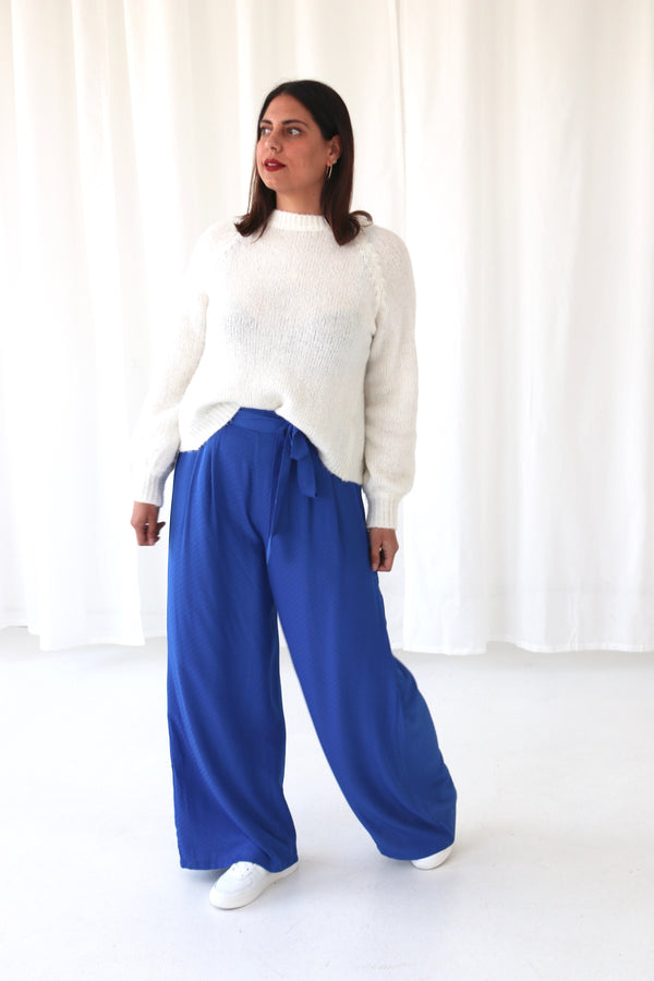PAPRIKA PANTS - BLUE