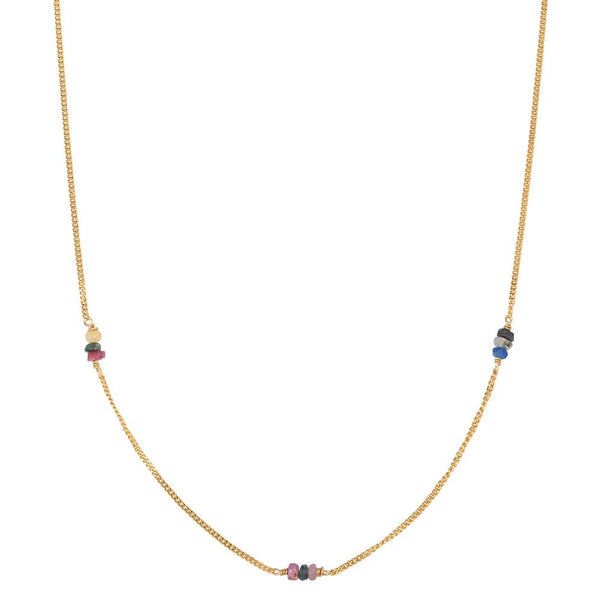 LOULOU NECKLACE - GOLD