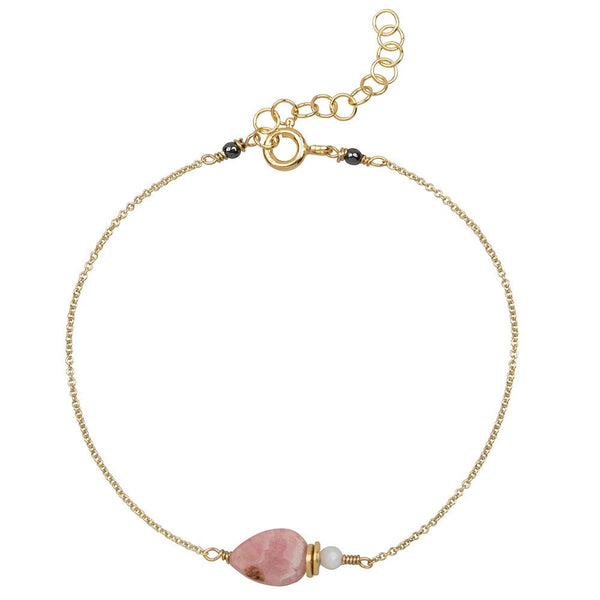 QUEENIE BRACELET - GOLD PLATED