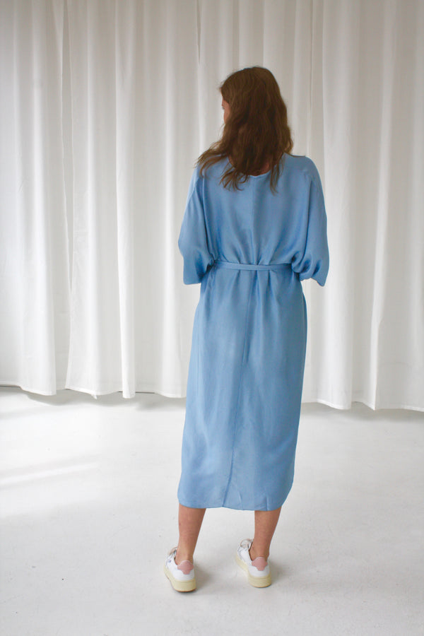 BILLY DRESS - BLUE