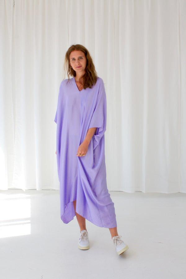 BILLY DRESS - PURPLE