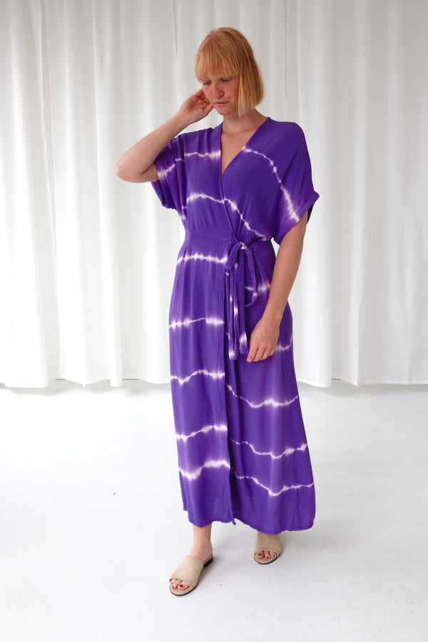 COCO DRESS - PURPLE