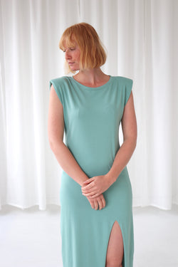 LUCKY DRESS - MINT