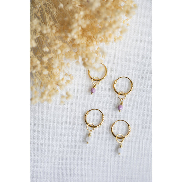DARLING EARING   - GOLD