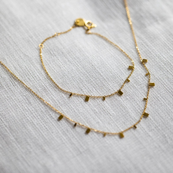 MOLLIE NECKLACE - GOLD