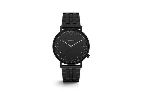 LEWIS ESTATE WATCH - BLACK
