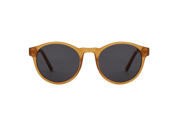 MARVIN SUNGLASSES - BROWN TRANSPARENT