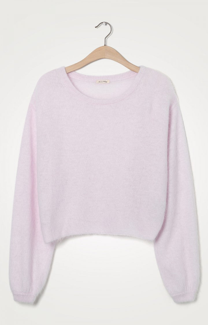 MITIBIRD SWEATER - BABY LILAC