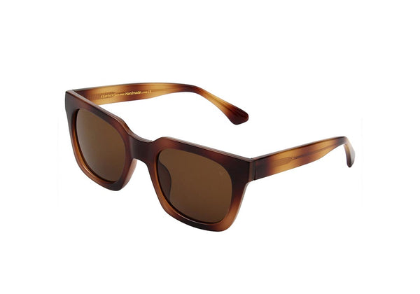 NANCY  SUNGLASSES -DEMI  BROWN
