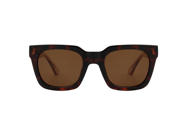 NANCY  SUNGLASSES -DEMI TORTOISE