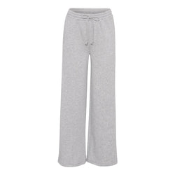 OLGA SWEAT PANT - LIGHT GREY MELANGE
