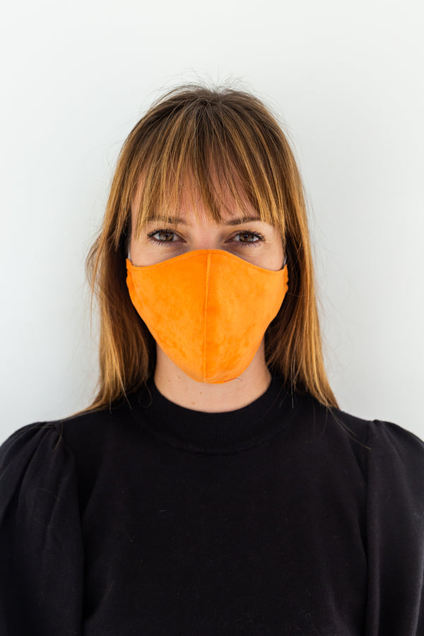 WEAR MASK - ORANGE