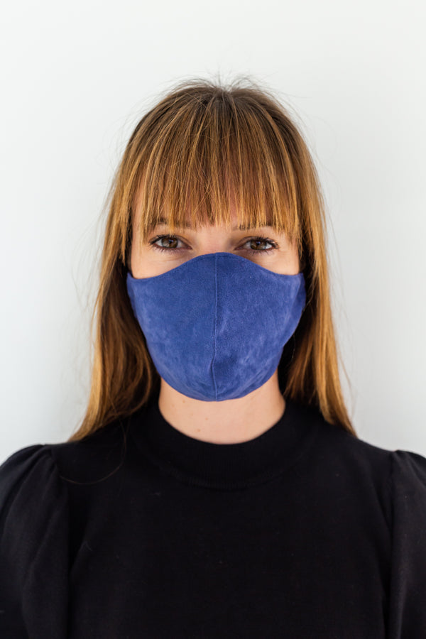 WEAR MASK - DARK BLUE