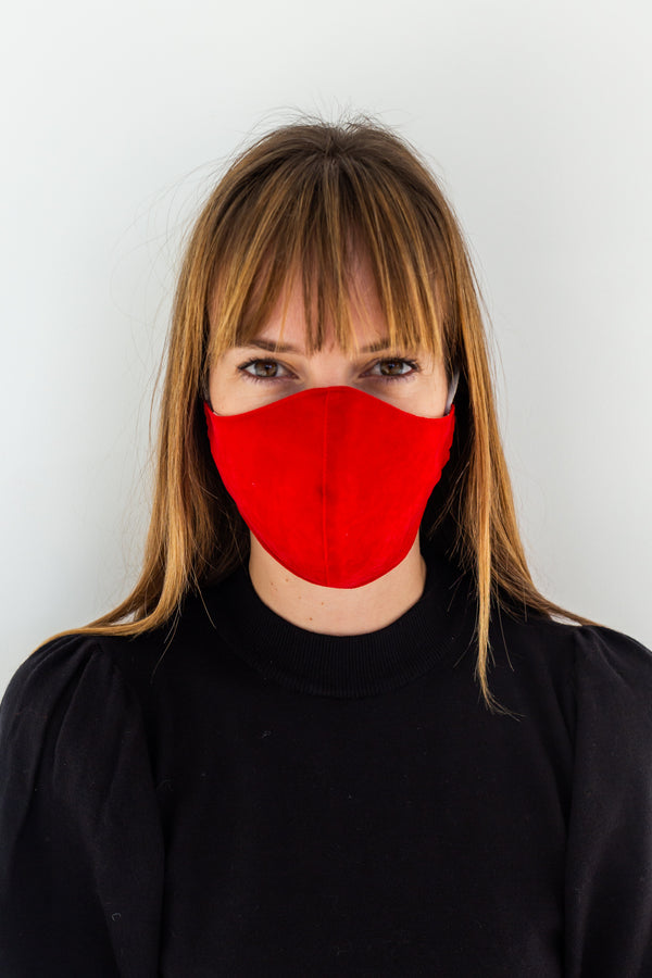 WEAR MASK - RED