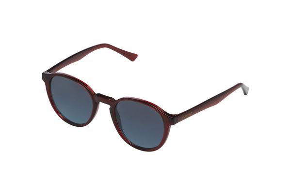 LIAM SUNGLASSES - BURGUNDY