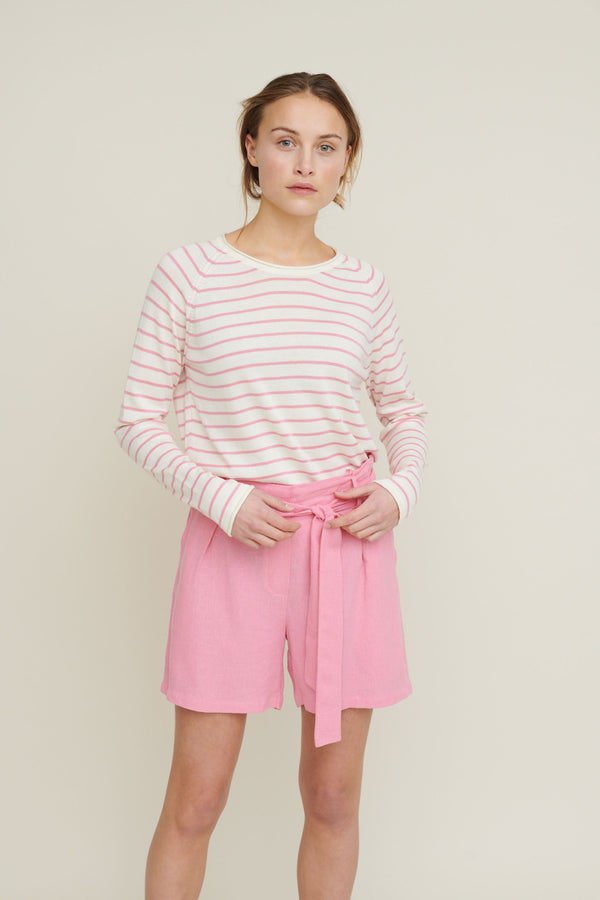 TRINE SHORTS - WILDE ROSE