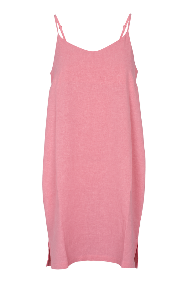 TRINE TANK DRESS - WILDE ROSE