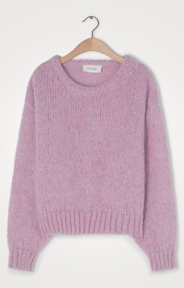 VOGAY KNIT - PRUNELLE CHINE