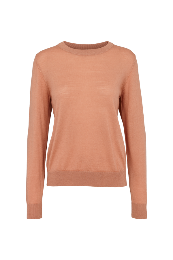 VERA SWEATER - MUTED CLAY