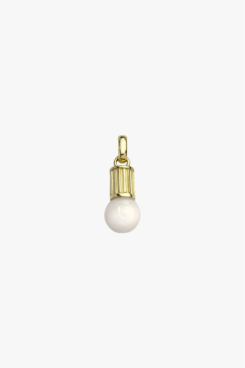 ILLUMINATING PENDANT - GOLD