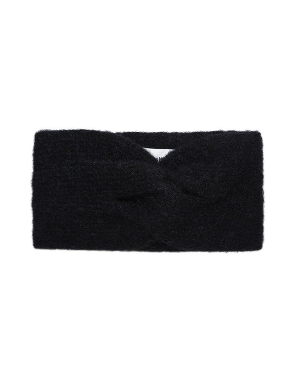 BACKSTAGE HEADBAND - BLACK