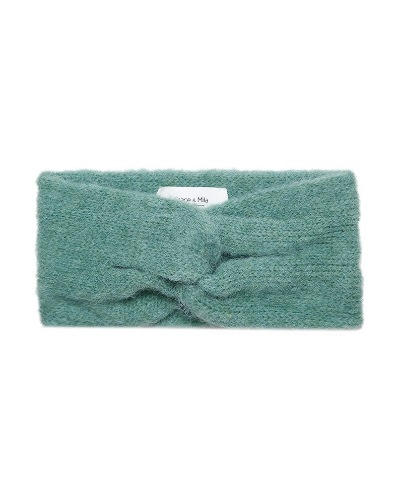 BACKSTAGE HEADBAND - GREEN