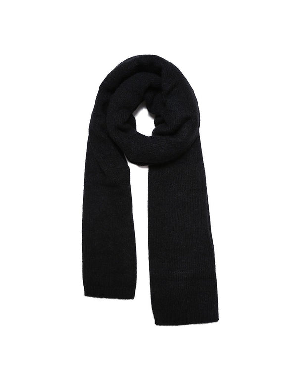 BARBARA SCARF - BLACK